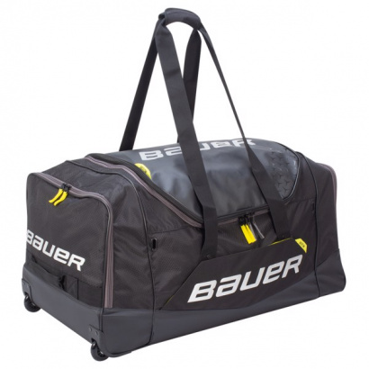 Tasche BAUER S19 ELITE WHEELED BAG (JR) - BLK