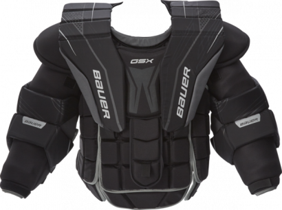 Arm Brustschutz G. BAUER S20 GSX CHEST PROTECTOR JR