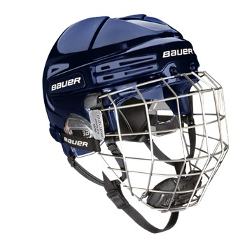 Helm BAUER RE-AKT 75 Combo - BLU