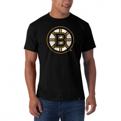 T-Shirt 47 HH001TSFZRT201196JK NHL BOSTON BRUINS BLACK