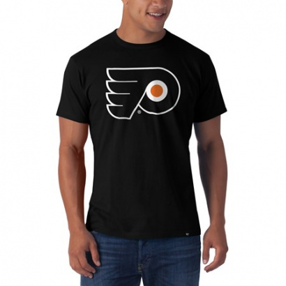 T-Shirt 47 HH014TSFZRT201211JK NHL PHIL FLY BLACK