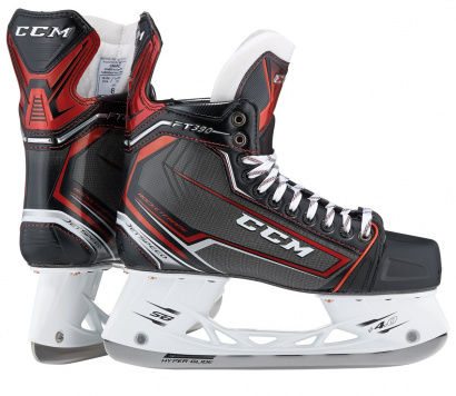 Schlittschuhe CCM JETSPEED FT390  / Junior
