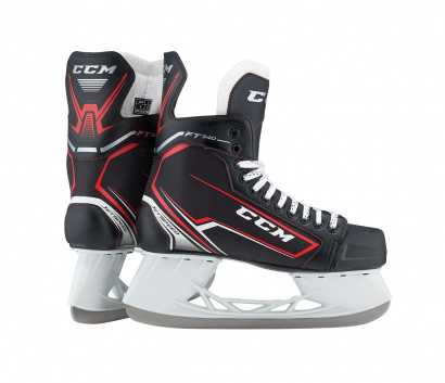 Schlittschuhe CCM JETSPEED FT340  / Junior