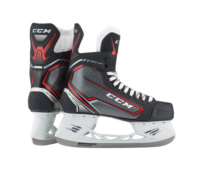 Schlittschuhe CCM JETSPEED FT350  / Junior