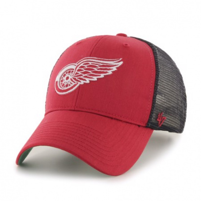 NHL Detroit Red Wings Branson '47 MVP