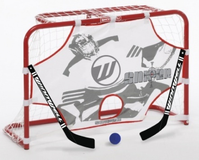 Kinder Hockey Tor Winnwell Mini Set 32