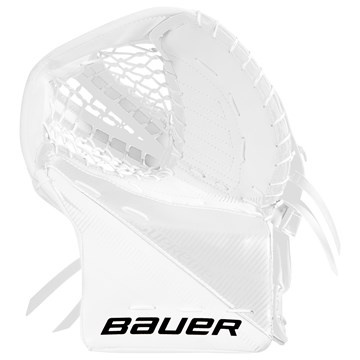 Fanghand BAUER S18 SUPREME S27 CATCH GLOVE JR - WHT