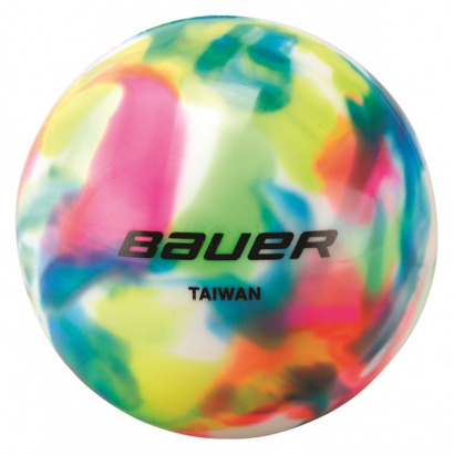 Ball BAUER Multi-colored Ball