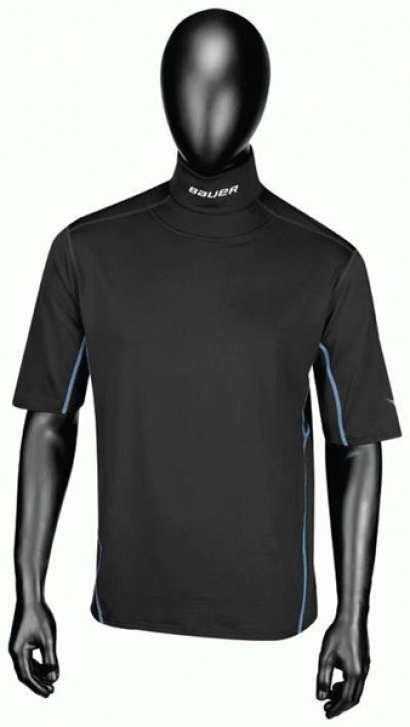 BAUER NG Core Int.Neck SS Top Jr