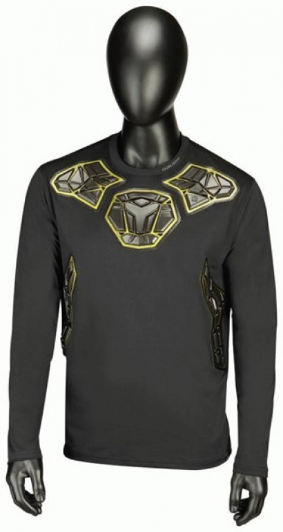 BAUER Elite Padded Goalie LS BL Top Sr