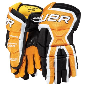 Handschuhe BAUER Total One MX3 Sr (senior)