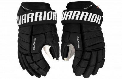 Handschuhe WARRIOR ALPHA QX PRO JR BK (BLACK)