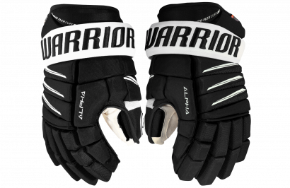 Handschuhe WARRIOR ALPHA QX PRO JR BKW (BLACK/WHITE)