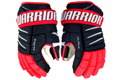 Handschuhe WARRIOR ALPHA QX PRO JR NRW (NV/RD/WH)