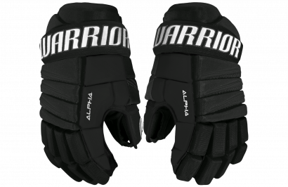 Handschuhe WARRIOR ALPHA QX3 JR BK (BLACK)