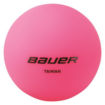 Ball BAUER Cool Pink - 4 ks