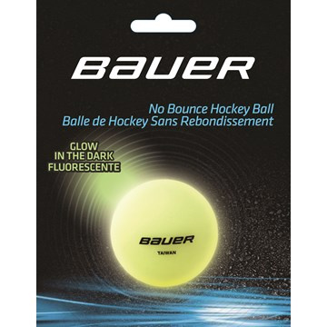 Ball BAUER Glow in the dark