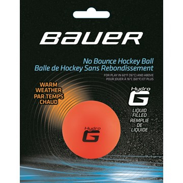 Ball BAUER Hydro G Warm Orange - 1 ks